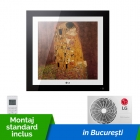 Aparat de aer conditionat LG ARTCOOL Gallery A12FR 12000 Btu/h Dual Inverter cu montaj standard inclus in Bucuresti