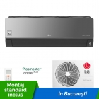 Aparat de aer conditionat LG ARTCOOL MIRROR Dual Inverter AC12BQ 12000 Btu/h Wi-Fi inclus cu montaj standard inclus in Bucuresti